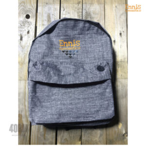 Ennis Gymnastics backpack